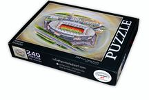 www.sportsstadiaart.com - Jigsaw Puzzles / Just one of the great collections of Stadia merchandise available @ www.sportsstadiaart.com