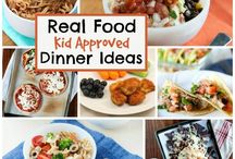 Budget Meals / Family sized meals that are budget friendly and made with real ingredients!