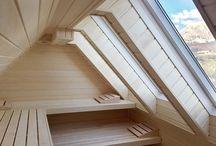Bydlení - sauna
