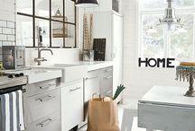 Keuken sfeerafbeeldingen / Ideeën voor een nieuwe keuken