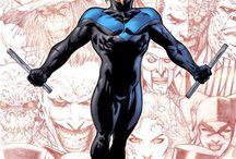 Dark robin / Super heroes are Asom