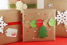 envoltorios regalos
