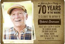 michel's oma 80 verjaardag