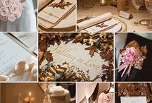 Look Books / Creating look books for wedding stationery and other wedding paraphernalia