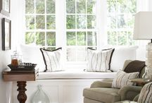 Window Seat for Dining Room