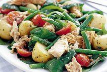 Diet pesto salad ideas