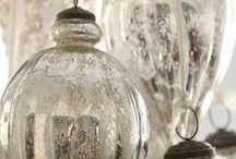 Vintage ornaments christmas