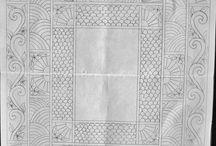 Quilte mønstre