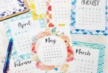 planner i kalendarze