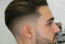 Hairstyle man