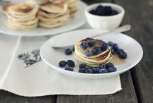 Breakfast / Sweet treats, bread and more to enjoy at the most important meal of the day, breakfast.