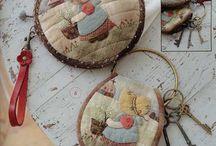 Patch bonecas costura