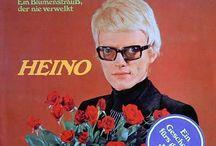 Heino / Heino (born 13 December 1938, Düsseldorf as Heinz Georg Kramm) is a German singer of popular music (Schlager) and traditional Volksmusik.
