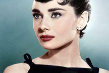 Audrey Hepburn Sabrina black dress / Famous frocks project