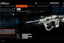 Call of Duty Black Ops III weapons