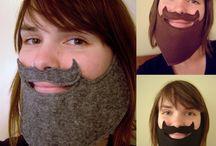 DIY Lumberjack Beard / Pull of the best lumberjack costume with these DIY tutorials!