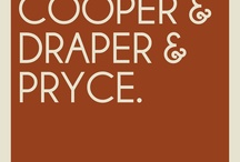 Stirling Cooper Draper Pryce / Kate loves Mad Men