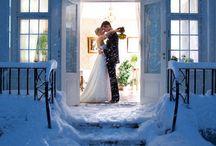 Winter Wedding Trends / Winter Wedding Trends 2013-2014  http://blog.withthisfavor.com/1572/winter-trends/  #wedding #weddings #winterweddings #weddingfavors / by With This Favor