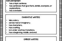 Teaching: writing, words, vocab