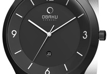 Available ~now~ in Diamond Galleria, Westfield St Lukes and Manukau City / Obaku watches -  Beautiful contemporary designs mixed with a touch of Scandinavian and Oriental influence, the watches created by Obaku designers in Denmark convey the qualities of confidence, simplicity and elegance - a perfect present for any man. Available now at Diamond Galleria, Westfield St Lukes (09-8453320) and Manukau City (09-2635112).