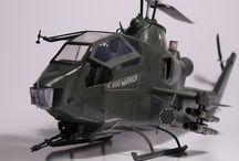 "Modely / Bell AH-1F ""Cobra"""