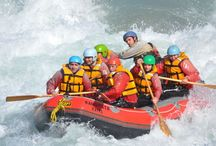 Rafting Around the World