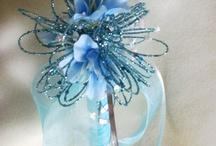 Flower/Ribbon Wands