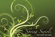 Vector art freebies / Free vector art for you to use in your design projects.