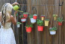 Gardening DIY projects