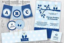 Festa Corujinha Azul