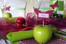 Slivkovo - jabĺčková