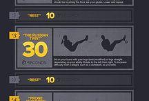 Ασκήσεις Για Κοιλιακούς