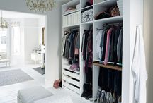 closet design / Great closet designs to maximize your space!
