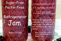 Jams and canning