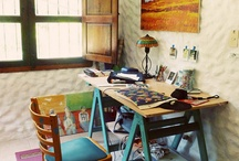 Creative Space / by Julie Garrett