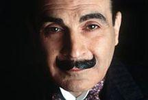 Hercule Poirot{David Suchet}