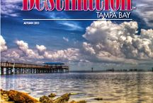 Autumn 2013 Issue / A collection of articles on health, community and culture from Destination Tampa Bay, Autumn 2013 edition.