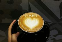 Latte Art - Coffee