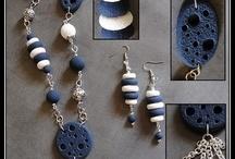 POLYMER - jewelry - C