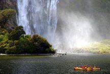 Kayaking / by Derrin Edwards