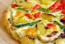 Pizza! / by Denise Morrison