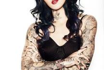 Tattoos on girls