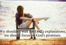 In God I Trust / by Jessica Jones