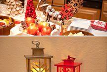 Christmas Theme Events / by Casey Burkhart