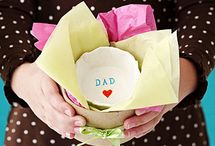 Kid-Friendly Father's Day Inspiration / Make Dad's day with our meaningful present picks and activities kids can enjoy alongside pops. / by Parents Magazine