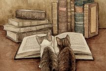 Reading with my Furry Friends