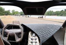 Cars interiors