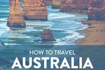 AUSTRALIA Down Under / Informações sobre a Australia, dicas de viagem, estudo e trabalho
