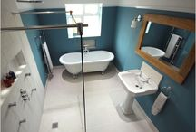 Bath Inspiration / Beautiful washrooms + bathrooms that inspire.