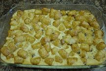Recipes -- Casserole